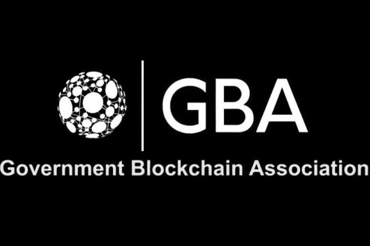 Government Blockchain Association (GBA) logo